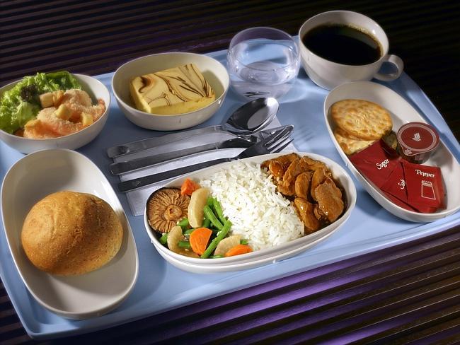 Gourmetmat på fremtidens flyreiser