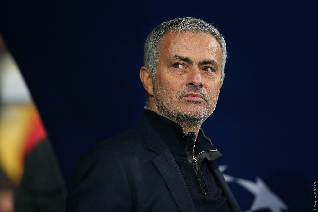 Jose Mourinho   Foto: Aleksandr Osipov