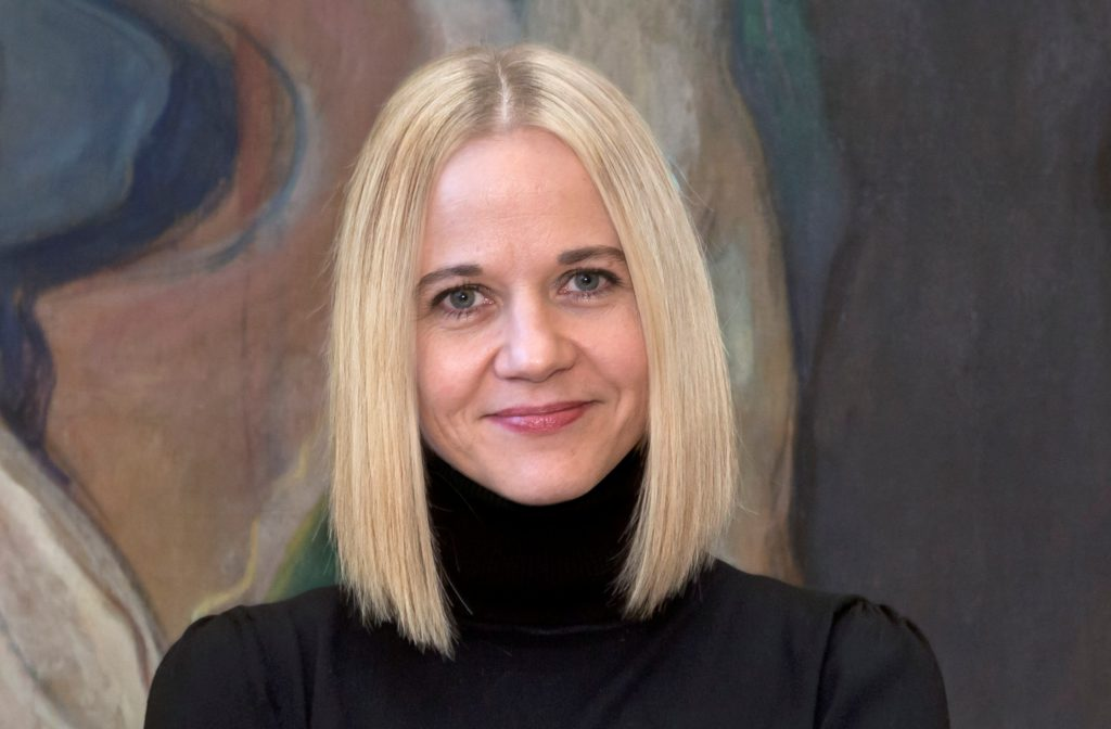Karin Hindsbo | Foto: Dag Fosse